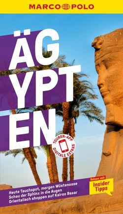 MARCO POLO Reiseführer Ägypten von Rauch-Rateb,  Lamya, Stryjak,  Jürgen