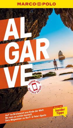 MARCO POLO Reiseführer Algarve von Lier,  Sara, Osang,  Rolf
