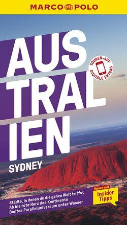 MARCO POLO Reiseführer Australien, Sydney von Blank,  Esther, Gebauer,  Bruni, Huy,  Stefan, Melville,  Corinna, Wälterlin,  Urs