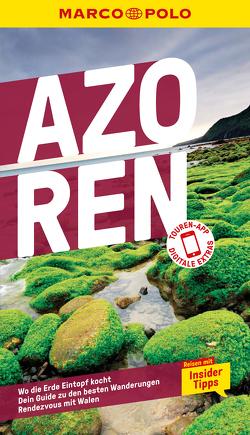 MARCO POLO Reiseführer Azoren von Lier,  Sara