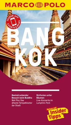 MARCO POLO Reiseführer Bangkok von Hahn,  Wilfried, Loose,  Mischa