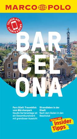MARCO POLO Reiseführer Barcelona von Massmann,  Dorothea