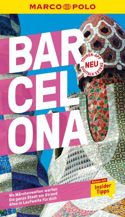MARCO POLO Reiseführer Barcelona von Macher,  Julia, Massmann,  Dorothea