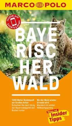 MARCO POLO Reiseführer Bayerischer Wald von Koophamel,  Anne Kathrin, Pierach,  Christine