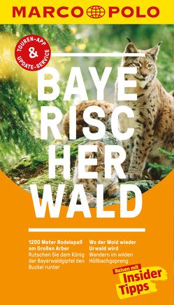 MARCO POLO Reiseführer Bayerischer Wald von Pierach,  Christine
