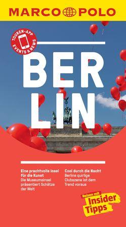 MARCO POLO Reiseführer Berlin von Berger,  Christine, Wiedemeier,  Juliane