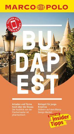 MARCO POLO Reiseführer Budapest von Eickhoff,  Matthias, Stiens,  Rita, Weil,  Lisa