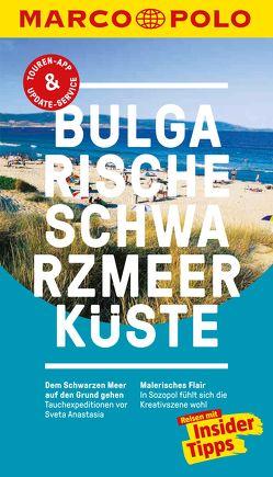 MARCO POLO Reiseführer Bulgarische Schwarzmeerküste von Petrov,  Ralf