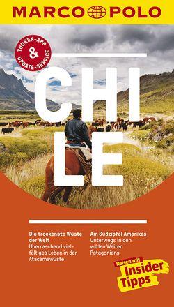 MARCO POLO Reiseführer Chile, Osterinsel von Goerdeler,  Carl