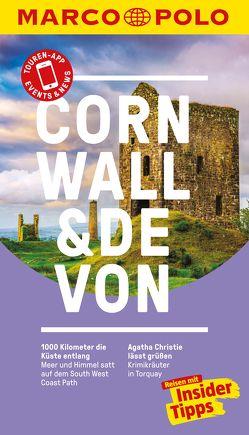 MARCO POLO Reiseführer Cornwall & Devon von Pohl,  Michael