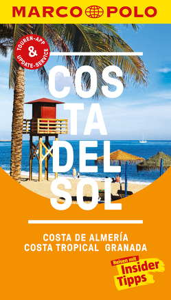 MARCO POLO Reiseführer Costa del Sol/Costa de AlmerÍa/Costa Tropical/Granada von Drouve,  Andreas, Kuder,  Lena