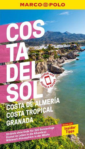 MARCO POLO Reiseführer Costa del Sol/Costa de AlmerÍa/Costa Tropical/Granada von Drouve,  Andreas, Rojas,  Lucia