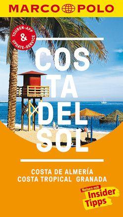 MARCO POLO Reiseführer Costa del Sol, Costa de Almeria, Costa Tropical Granada von Drouve,  Andreas, Kuder,  Lena