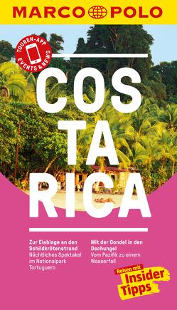 MARCO POLO Reiseführer Costa Rica von Müller-Wöbcke,  Birgit