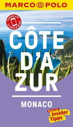 MARCO POLO Reiseführer Cote d'Azur, Monaco von Bausch,  Peter, Joeres,  Annika