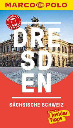 MARCO POLO Reiseführer Dresden, Sächsische Schweiz von Stuhrberg,  Angela
