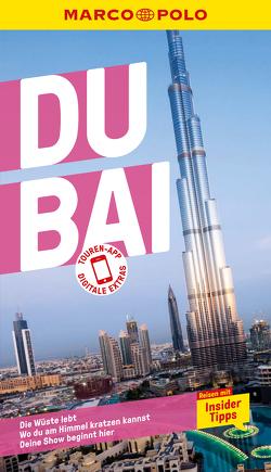 MARCO POLO Reiseführer Dubai von Müller-Wöbcke,  Birgit, Wöbcke,  Manfred