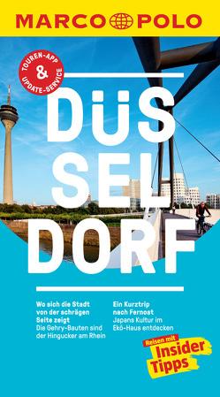MARCO POLO Reiseführer Düsseldorf von Mendlewitsch,  Doris