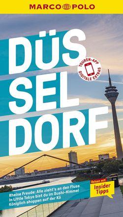 MARCO POLO Reiseführer Düsseldorf von Klasen,  Franziska, Mendlewitsch,  Doris