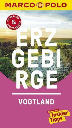 MARCO POLO Reiseführer Erzgebirge, Vogtland von Sucher,  Kerstin, Wurlitzer,  Bernd