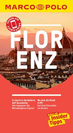 MARCO POLO Reiseführer Florenz von Romig Ciccarelli,  Caterina