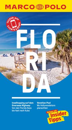MARCO POLO Reiseführer Florida von Chevron,  Doris, Johnen,  Ralf