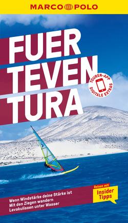 MARCO POLO Reiseführer Fuerteventura von Schütte,  Hans-Wilm