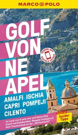 MARCO POLO Reiseführer Golf von Neapel, Amalfi, Ischia, Capri, Pompeji, Cilento von Dürr,  Bettina, Sonnentag,  Dr Stefanie