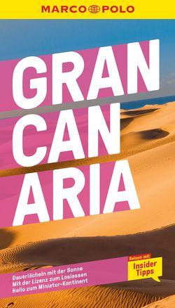 MARCO POLO Reiseführer Gran Canaria von Gawin,  Izabella, Weniger,  Sven