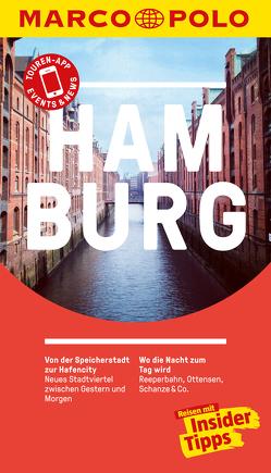 MARCO POLO Reiseführer Hamburg von Heintze,  Dorothea