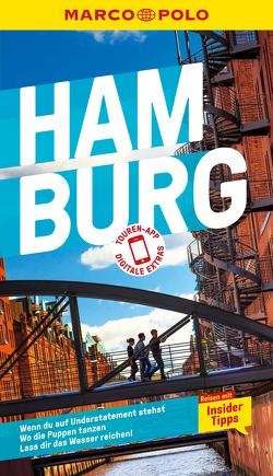 MARCO POLO Reiseführer Hamburg von Heintze,  Dorothea, Wienefeld,  Katrin