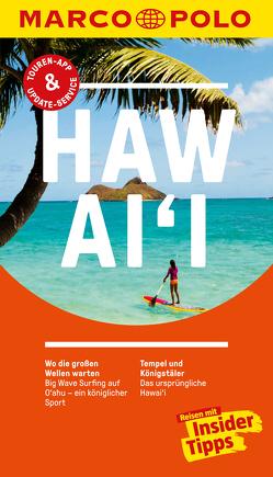 MARCO POLO Reiseführer Hawaii von Teuschl,  Karl