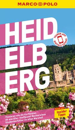 MARCO POLO Reiseführer Heidelberg von Bootsma,  Christl, Schneider,  Marlen