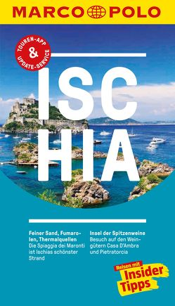 MARCO POLO Reiseführer Ischia von de Simony,  Pia, Sonnentag,  Dr Stefanie