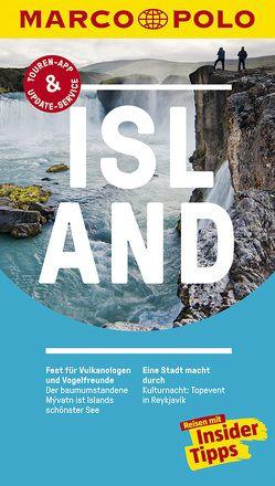 MARCO POLO Reiseführer Island von Barth,  Sabine