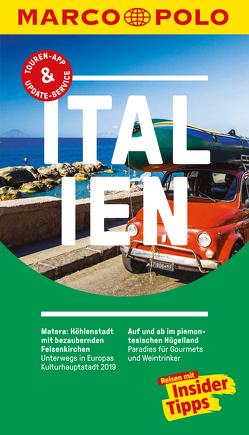 MARCO POLO Reiseführer Italien von Buommino,  Stefanie, Claus,  Stefanie, Dürr,  Bettina