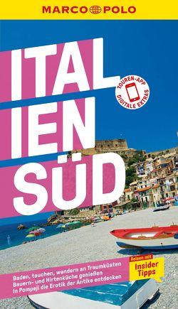 MARCO POLO Reiseführer Italien Süd von Dürr,  Bettina, Sonnentag,  Dr Stefanie
