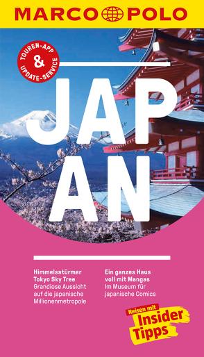 MARCO POLO Reiseführer Japan von Köhler,  Angela