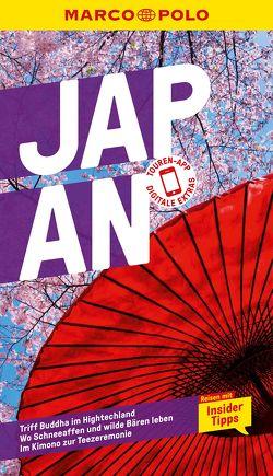 MARCO POLO Reiseführer Japan von Blaschke,  Sonja