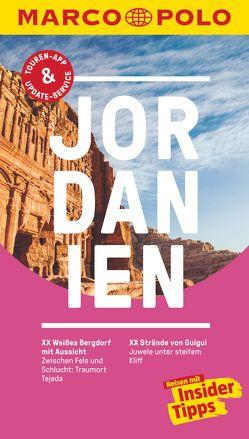 MARCO POLO Reiseführer Jordanien von Nüsse,  Andrea, Sabra,  Martina