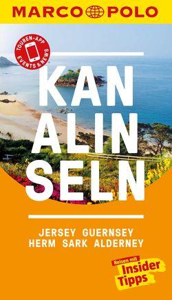 MARCO POLO Reiseführer Kanalinseln, Jersey, Guernsey, Herm, Sark, Alderney von Müller,  Martin