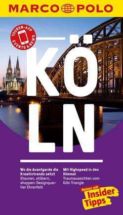 MARCO POLO Reiseführer Köln von Johnen,  Ralf, Raap,  Jürgen