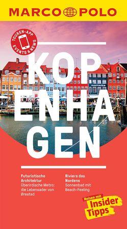 MARCO POLO Reiseführer Kopenhagen von Bormann,  Andreas