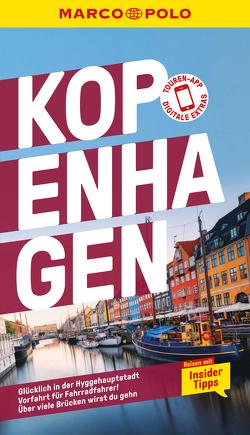 MARCO POLO Reiseführer Kopenhagen von Bormann,  Andreas, Müller,  Martin