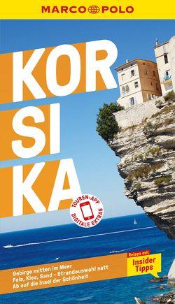 MARCO POLO Reiseführer Korsika von Kalmbach,  Gabriele, Maunder,  Hilke