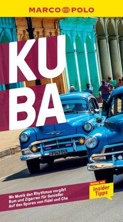 MARCO POLO Reiseführer Kuba von Froese,  Gesine