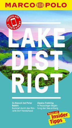 MARCO POLO Reiseführer Lake District von Pohl,  Michael