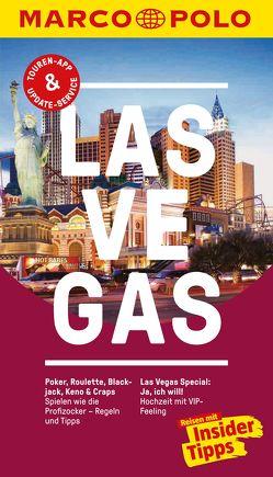MARCO POLO Reiseführer Las Vegas von Stamer,  Sabine, Teuschl,  Karl