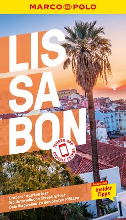 MARCO POLO Reiseführer Lissabon von Becker,  Kathleen
