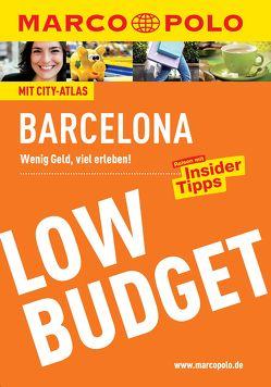 MARCO POLO Reiseführer Low Budget Barcelona von Massmann,  Dorothea